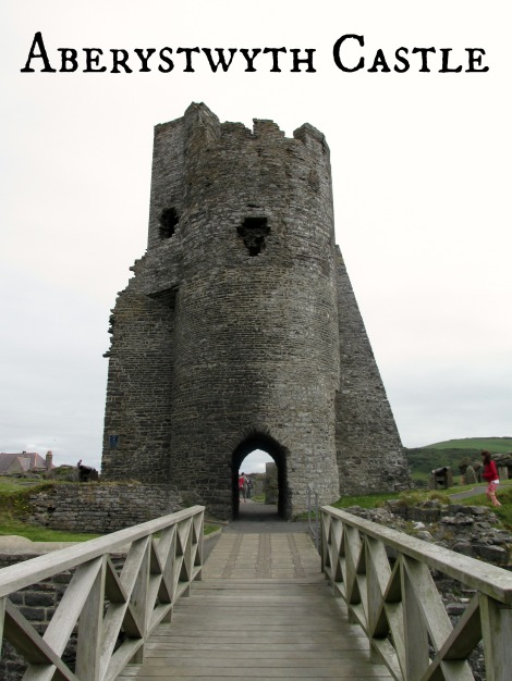 Aberystwyth Castle I jaimeevans.wordpress.com