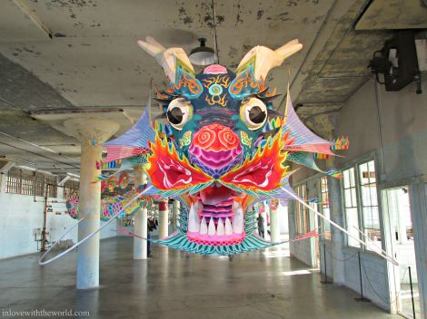 Ai Wei Wei Dragon | inlovewiththeworld.com