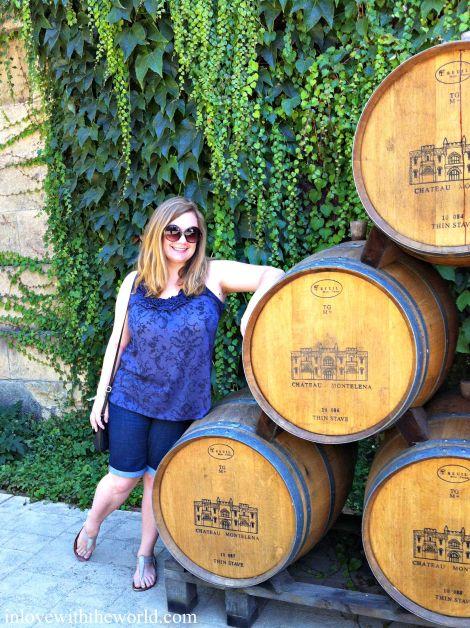 Jaime @ Chateau Montelena | inlovewiththeworld.com