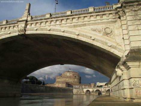 Roman Castle | inlovewiththeworld.com