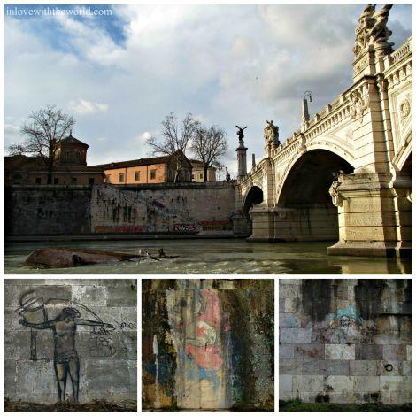 Roman Street Art |inlovewiththeworld.com