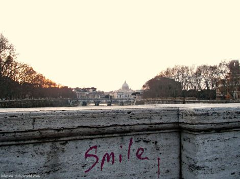 Smile for the Vatican! | inlovewiththeworld.com