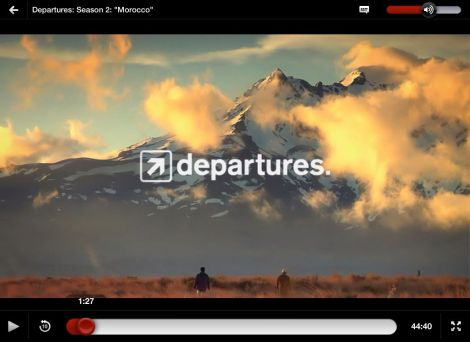 Departures Intro Sceen | inlovewiththeworld.com