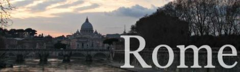 Rome | inlovewiththeworld