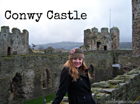 Jaime @ Conwy Castle| inlovewiththeworld.com