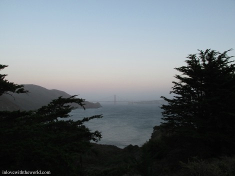 Marin Headlands | inlovewiththeworld.com