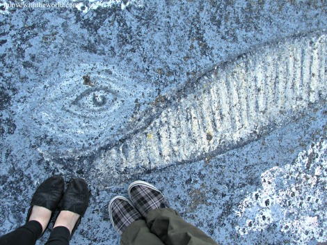 Whale Face | Feet Friday | inlovewiththeworld.com