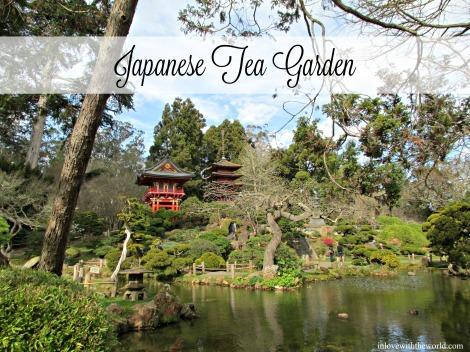 Japanese Tea Garden | inlovewiththeworld.com