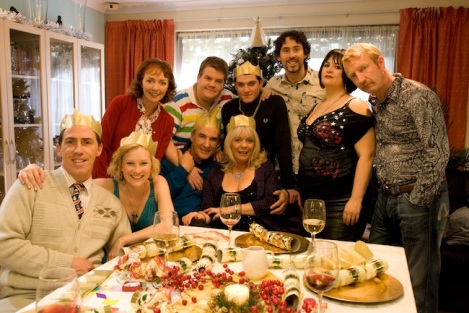 Gavin and Stacey Christmas | inlovewiththeworld.com