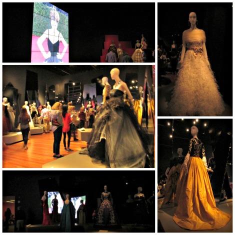Oscar de la Renta on the Red Carpet | De Young Museum | inlovewiththeworld.com