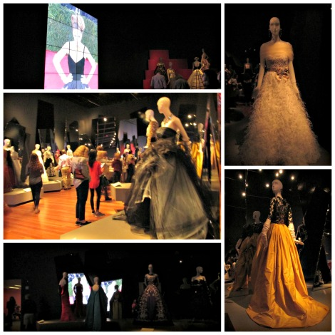 Oscar de la Renta on the Red Carpet | De Young Museum | inlovewiththeworld.com