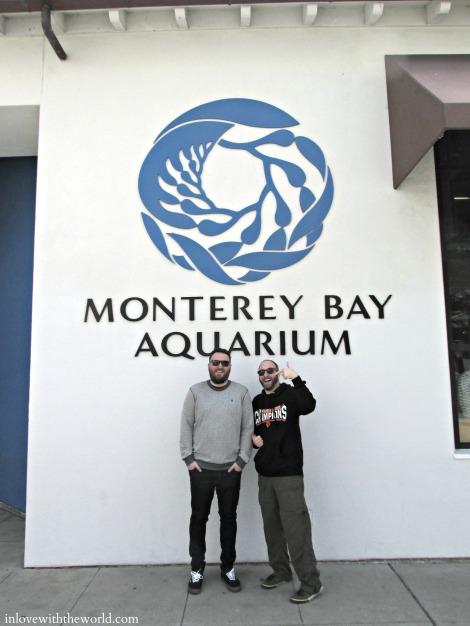 Monterey Bay Aquarium | inlovewiththeworld.com