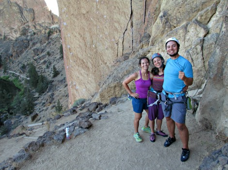 Having Fun at Smith Rock | inlovewiththeworld-com
