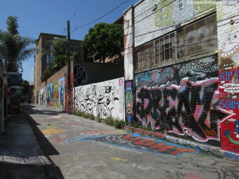 Clarion Alley | inlovewiththeworld.com