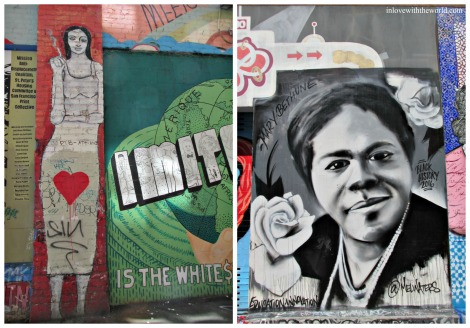 Imitation is the Whitest Form of Flattery @ Clarion Alley | inlovewiththeworld.com