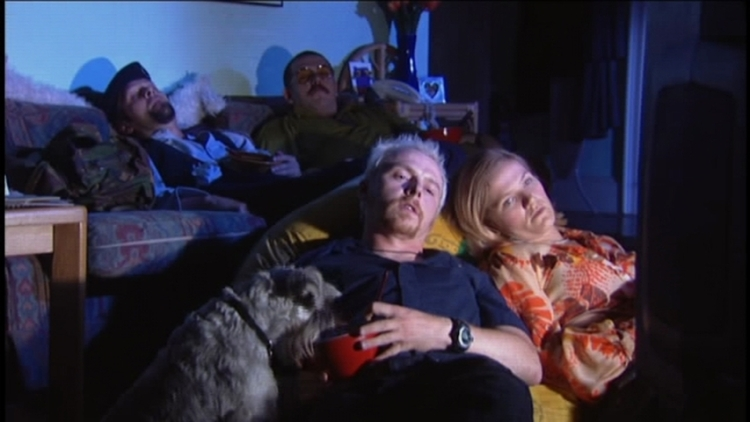 Spaced TV Show | inlovewiththeworld.com
